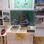 安土城の模型