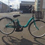 電動アシスト自転車26型
