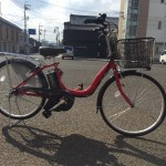電動アシスト自転車24型