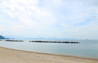 竹波海水浴場