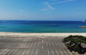 海を楽しむサイクリングコース