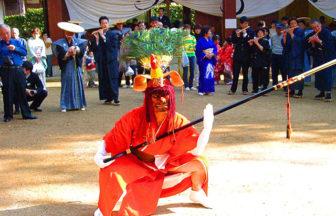 【王の舞等芸能行事中止】弥美神社例大祭(5/1)の芸能行事中止について